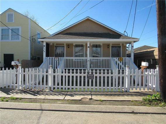 2528-30 PORT Street New Orleans, LA 70117