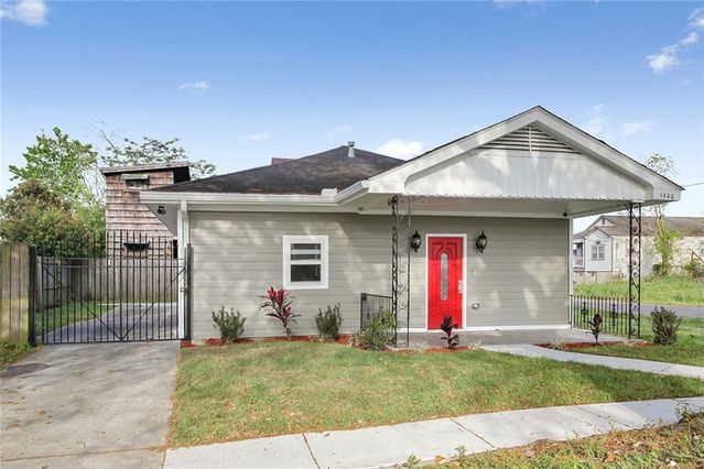 5940 FRANKLIN Avenue New Orleans, LA 70122