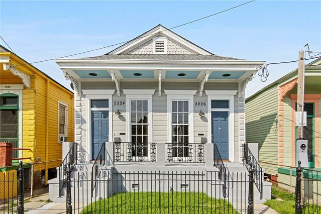 2224-26 FOURTH Street New Orleans, LA 70113