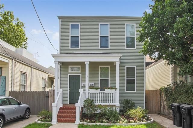 8627 ZIMPEL Street Lower New Orleans, LA 70118