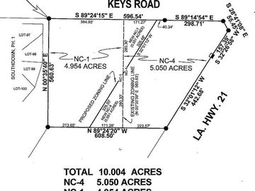 KEYS Road Covington, LA 70433