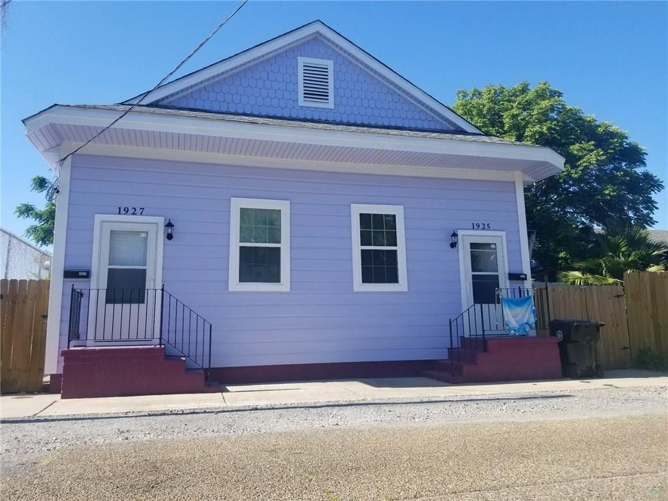 1925-27 URQUHART Street, New Orleans LA