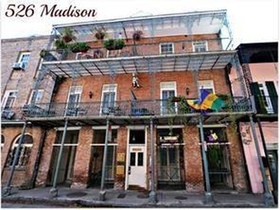 526 MADISON Street 4A New Orleans, LA 70116