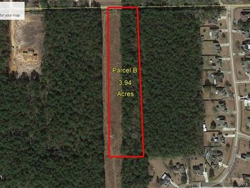 3.94 ACRES ON BREWSTER Road Madisonville, LA 70447