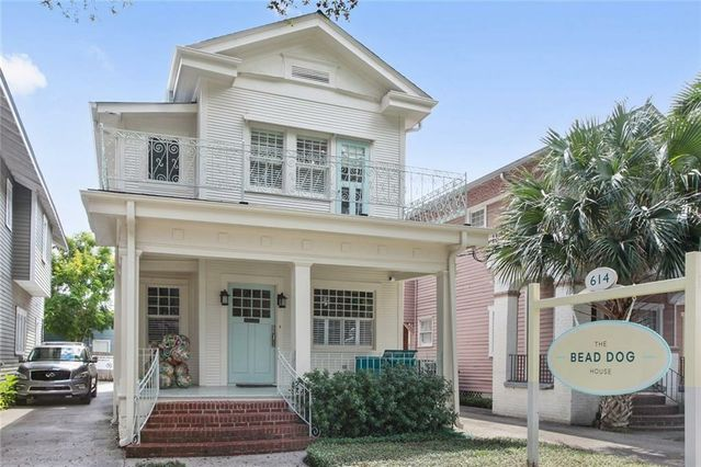 614 N CARROLLTON Avenue New Orleans, LA 70119