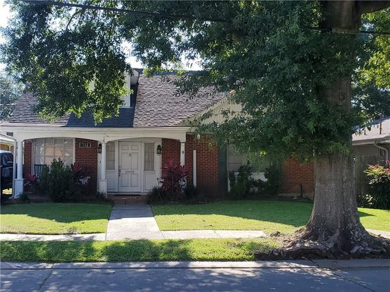 732 W WILLIAM DAVID Parkway Metairie, LA 70005