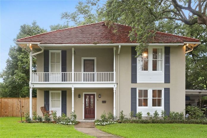 4 FAIRVIEW Court Metairie, LA 70005