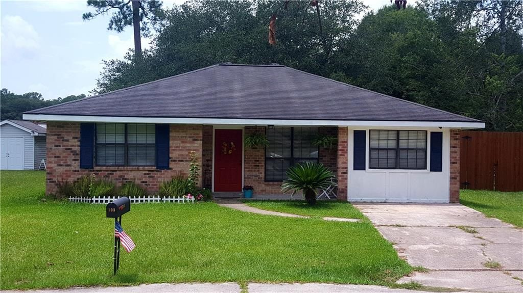 103 CEDAR RIDGE Court, Slidell LA