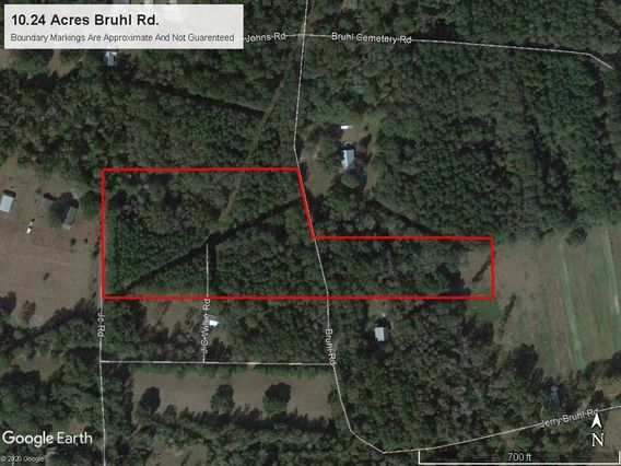 10.24 Acres BRUHL Road Folsom, LA 70437
