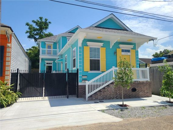 1716 URQUHART Street New Orleans, LA 70116