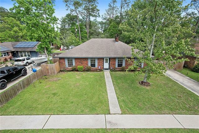 1549 LAKEWOOD Drive Slidell, LA 70458