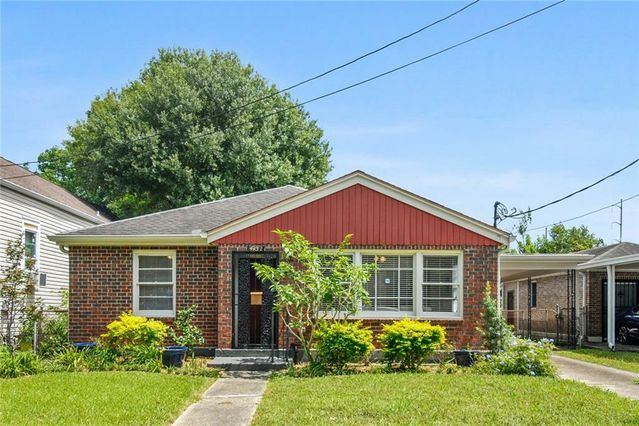 4431 SAINT ANTHONY Avenue New Orleans, LA 70122