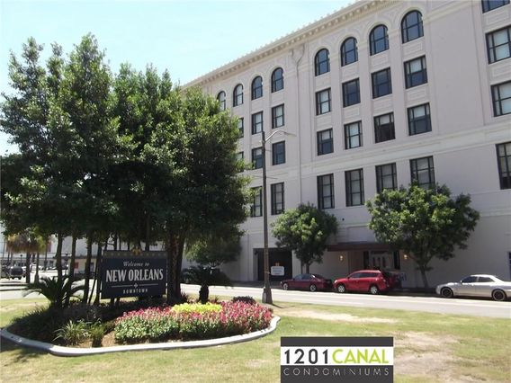 1201 CANAL Street #401 New Orleans, LA 70112