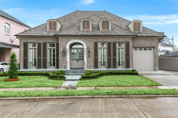 217 SYCAMORE Drive Metairie, LA 70005