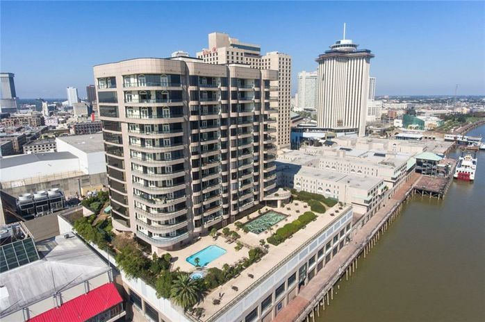600 PORT OF NEW ORLEANS Place 14A New Orleans, LA 70130