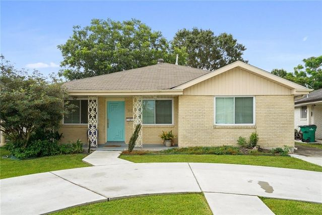 1117 HOMESTEAD Avenue Metairie, LA 70005