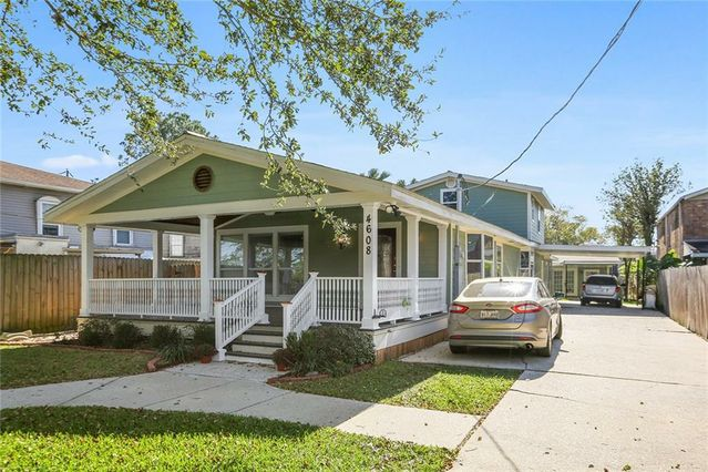 4608 PARK DRIVE SOUTH Drive Metairie, LA 70001