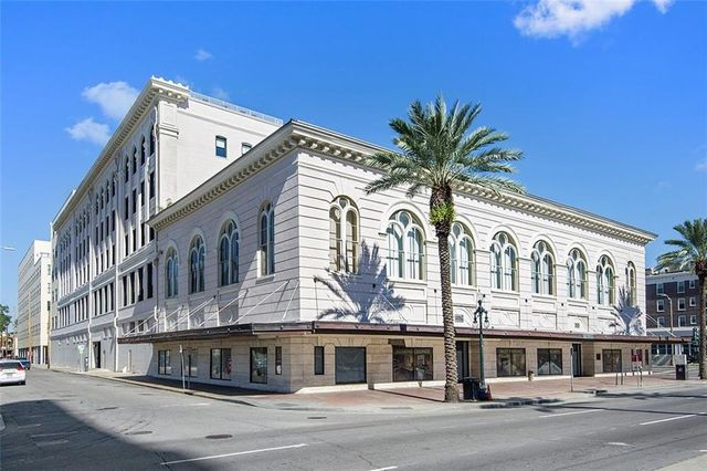 1201 CANAL Street #206 New Orleans, LA 70112