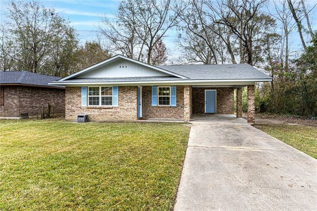 804 4TH Street Picayune, MS 39466