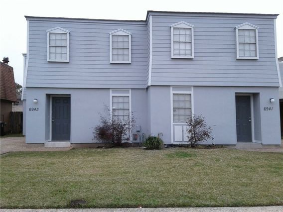 6941-43 BUNKER HILL Road New Orleans, LA 70127