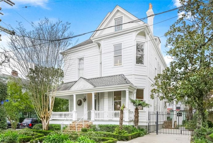 1663 VALMONT Street New Orleans, LA 70115