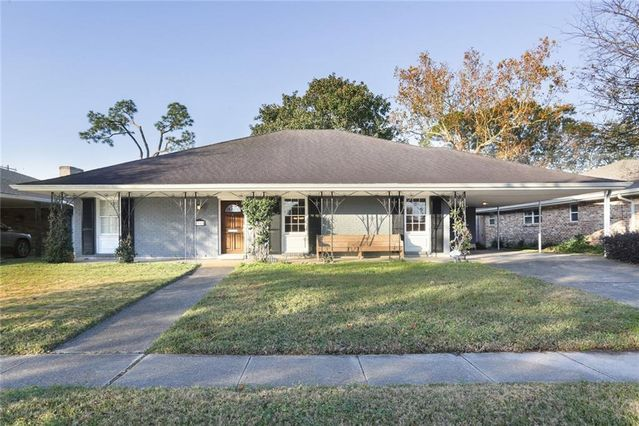 3908 CLEVELAND Place Metairie, LA 70003