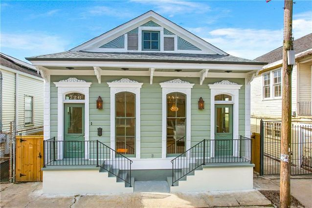 726 INDEPENDENCE Street New Orleans, LA 70117