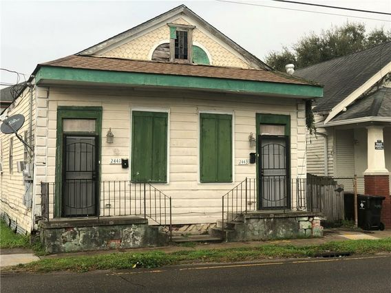 2441-43 N ROBERTSON Street New Orleans, LA 70117