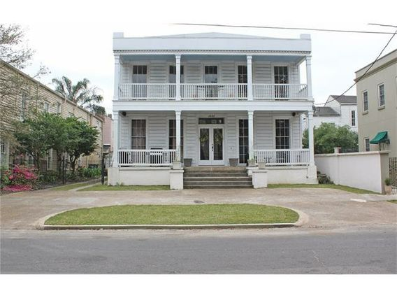 1530 WASHINGTON Avenue New Orleans, LA 70130